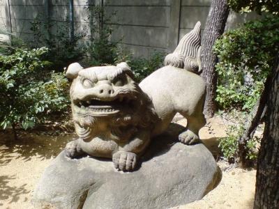 坐摩神社7
