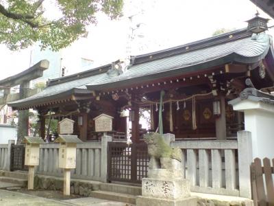 開口神社8