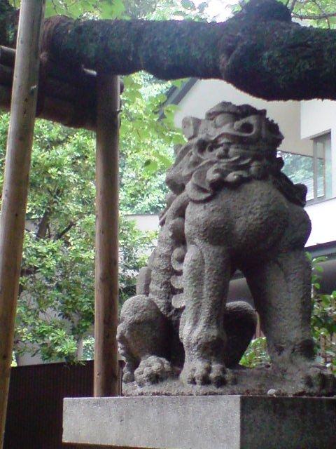 赤坂氷川神社0