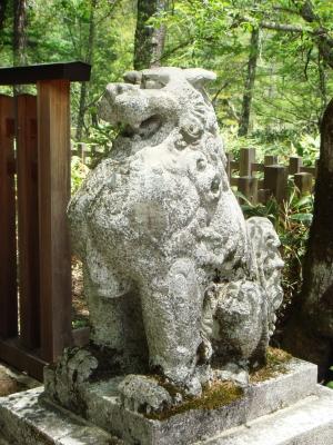 穂高神社奥宮3