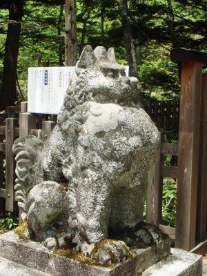 穂高神社奥宮4