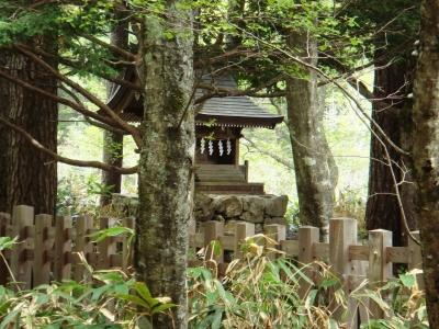 穂高神社奥宮8