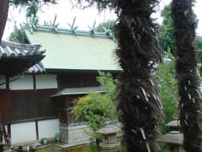 泉井上神社