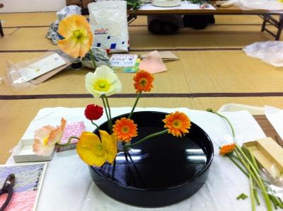 岡部-盛花