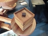 ニレ 杉の小箱