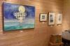 牧野光代 水彩とステンドグラス作品展
