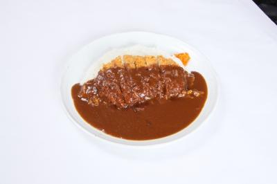 美味しいカツカレー