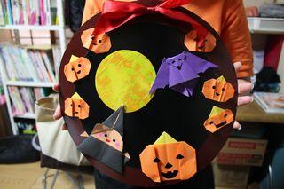 幼稚園児からのプレゼント写真