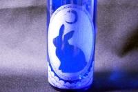 月うさぎの空き瓶(笑)