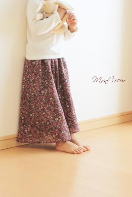 子供スカート