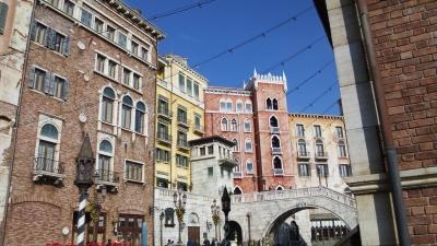 僕が好きなのは、中世ヨーロッパを模した建物。