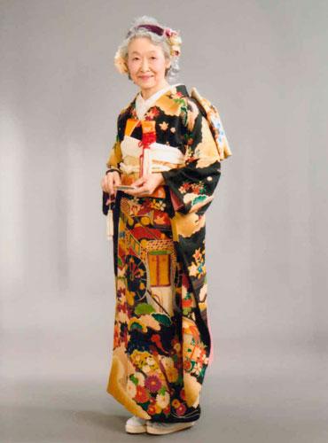 島 光子さん 81歳