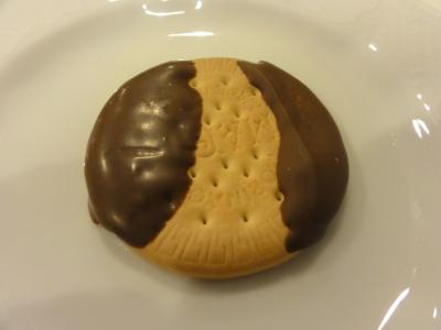 チョコレートのテンパリング   ...