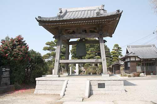 宝蔵寺梵鐘