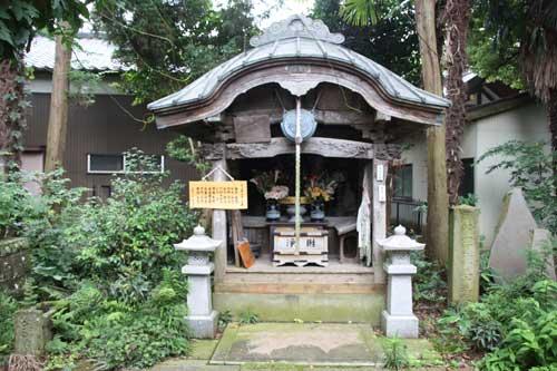 円福寺太子堂