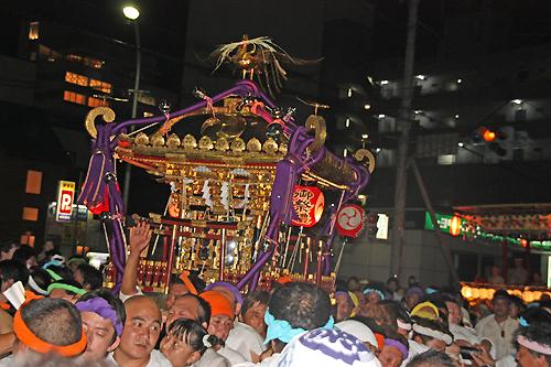 八坂神社祭礼