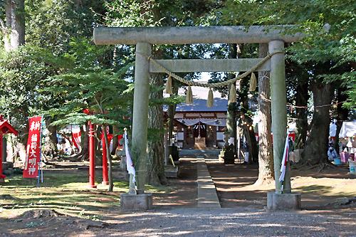 中里諏訪神社祭礼