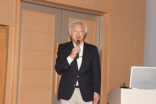 稲田豊作先生