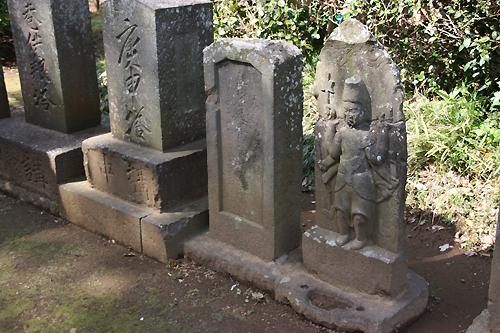 東源寺石碑