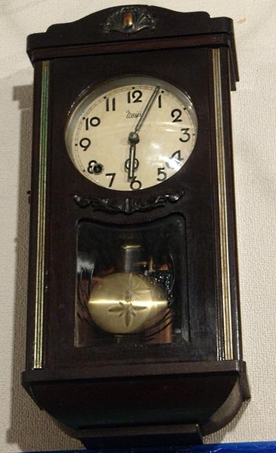 明治の時計