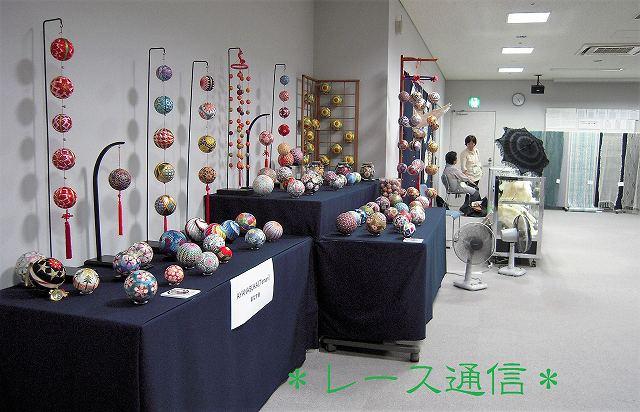 日本の展示