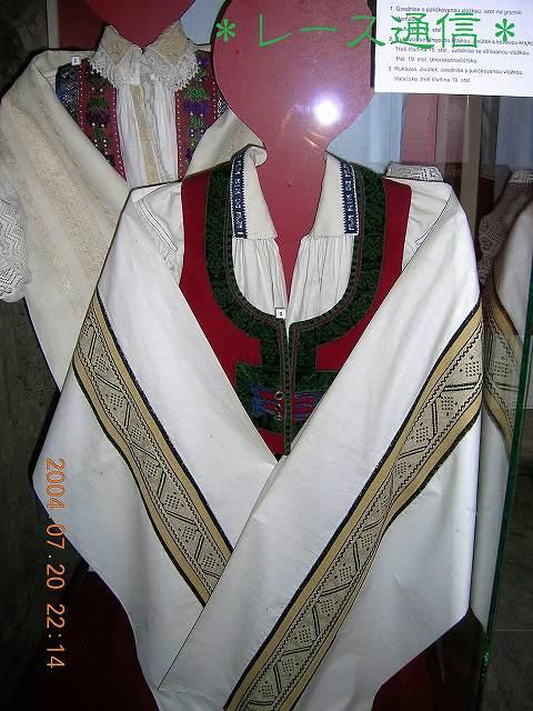 モラヴィア民族衣装