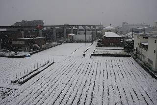 デジイチ雪景色