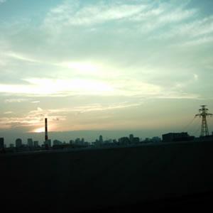 5時の風景
