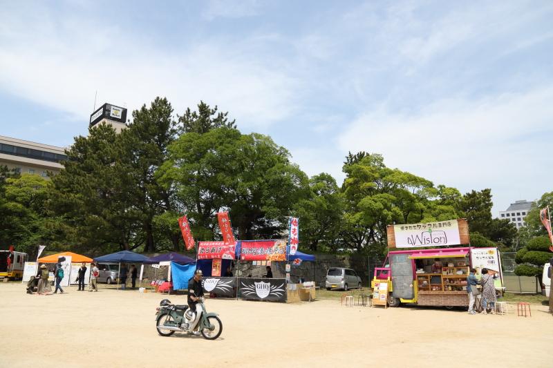 和歌山城カブオーナーズミーティング2018