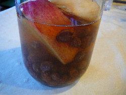 レーズン&りんごの酵母
