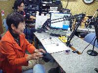 町の放送局