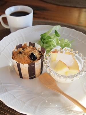黒豆きな粉で健康な朝