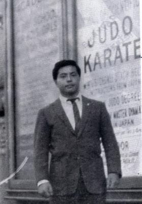 中村忠ブルックリン道場1967.jpg