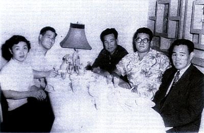 大山倍達、木村政彦と遠藤幸吉.jpg 木村政彦、大山倍達を語る (1985年)   拳の眼
