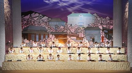 恵那文化センターでの記念演奏会