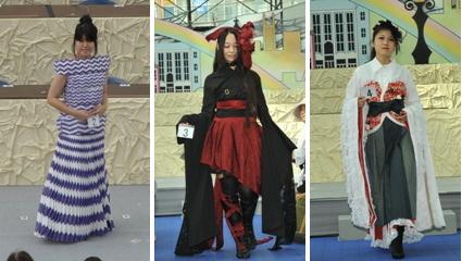 21世紀の大正浪漫ファッションコンテスト1