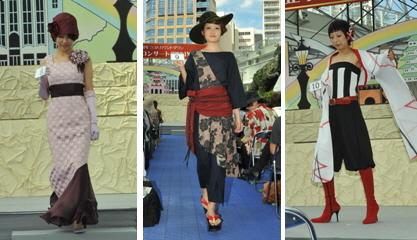 21世紀の大正浪漫ファッションコンテスト3