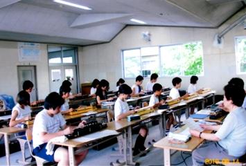 琴伝流大正琴、長野県・池田先生