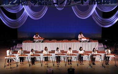 琴伝流大正琴第24回コンサートin日比谷T-century舞台