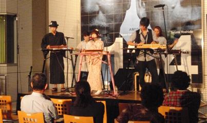 文化放送サテライトプラス大正琴ライブ1