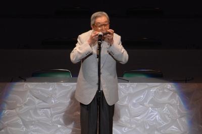 琴伝流大正琴全国大会(小沢昭一さんトークショー)