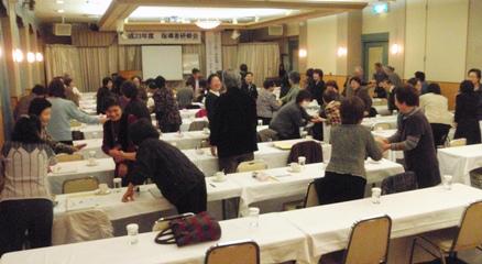 社団法人大正琴協会平成23年度指導者研修会