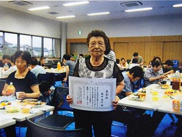 琴伝流大正琴・長野県・服田先生3