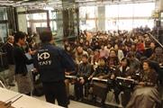 「大正琴こころのメロディー」放送500回記念