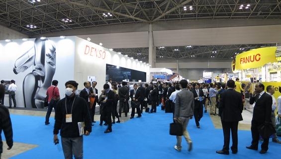 2013国際ロボット展1