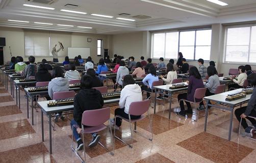 和歌山商業高校修学旅行H26.2