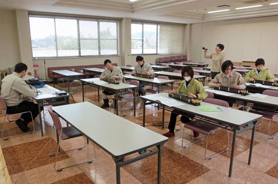 信越放送ラジオ大正琴音楽大賞取材
