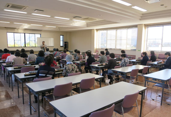 JA大阪中河内女性会会社見学