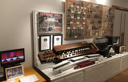 浜松市楽器博物館展示2