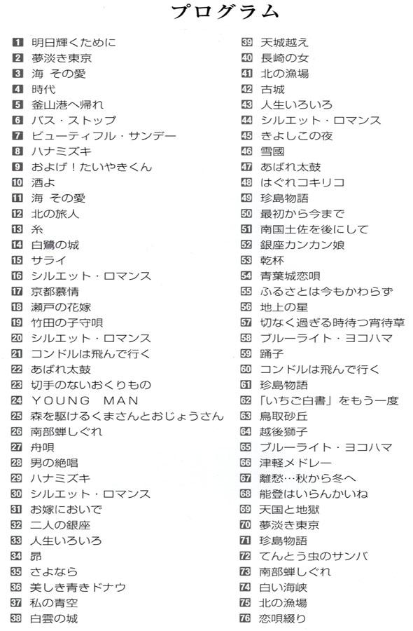 琴伝流大正琴第16回兵庫県大会プログラム